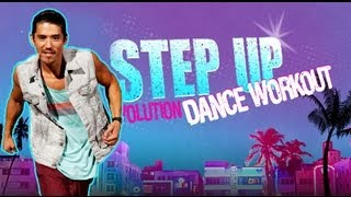 Step Up Revolution Dance Workout: Bryan Tanaka- Move #6