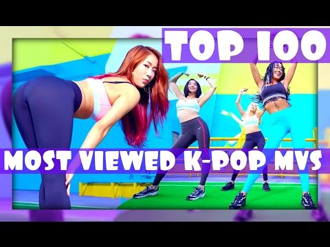 [TOP 100] MOST VIEWED K-POP MUSIC VIDEOS [SEPTEMBER 2016]