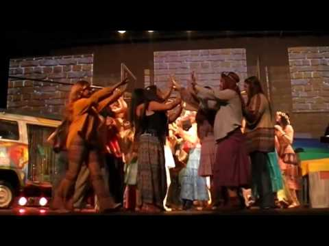 Hair, An American Tribal Love Rock Musical - Syosset High School Theatre Arts - March 16, 2017