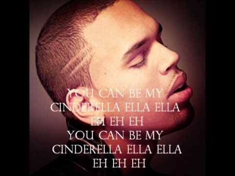 Rihanna  Umbrella Cinderella Remix feat Chris Brown & Jayz