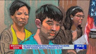NJ man who wanted to bomb Trump Tower arrested on terror charges: officials