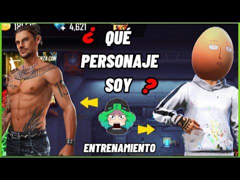Download QUE PERSONAJE SOY X EL PASE EN ENTRENAMIENTO - LA CHAMA