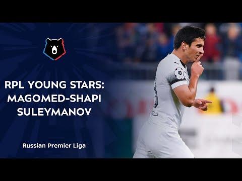RPL Young Stars: Magomed-Shapi Suleymanov