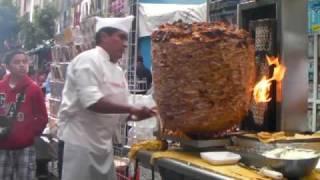 El Rey De Tacos De Pastor