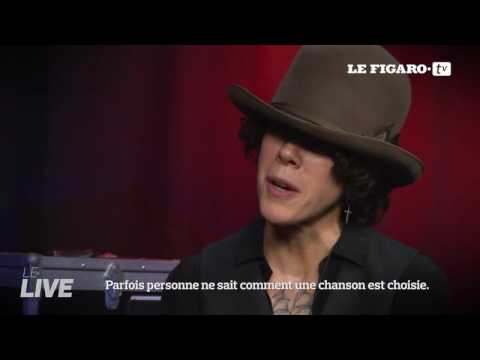 Exclusive interview : Lp in Paris