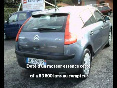 Citroen C4 Occasion Visible A Toulouse Presentee Par Garage Du
