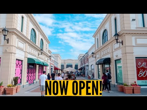 Vancouver's McArthurGlen Designer Outlet Expansion: NOW OPEN! // Nat And Max