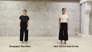 Gambar cover Tale Of Us- Quello che resta / choreography by Artem Volosov /The Stage Dance Space