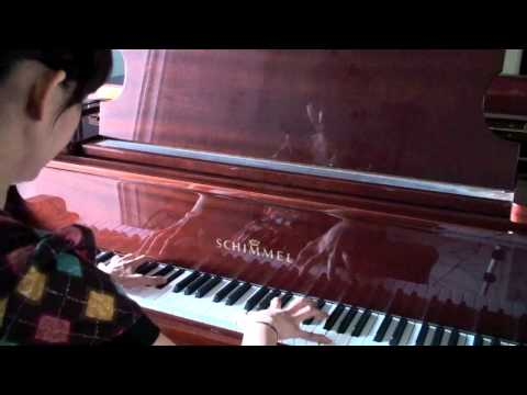 Unintended- Muse Piano Cover