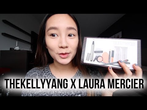 TheKellyYang x Laura Mercier | 極限超時親膚粉底液 x 週年慶組合開箱