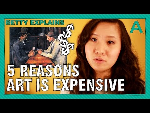 5 Reasons Art Is So Expensive | ARTiculations
