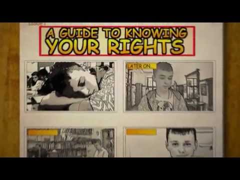 Teenagers a guide to knowing your rights