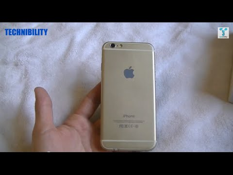 iPhone 6 Design Review (Please Read Description)