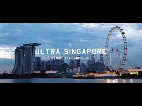 Ultra Singapore 2016 (Official 4K Aftermovie)