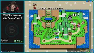 Super Mario World Randomizer with Crowd Control