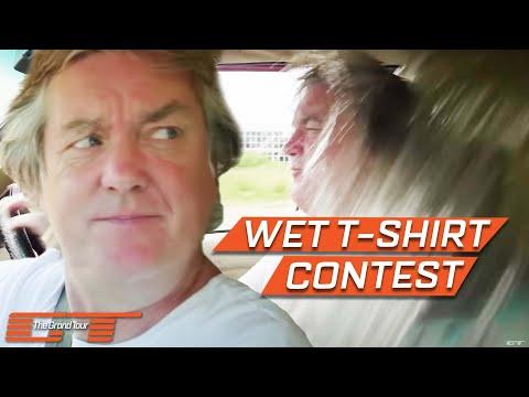 The Grand Tour: Wet T-Shirt Contest