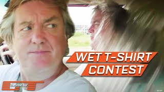 The Grand Tour: Wet T-Shirt Contest