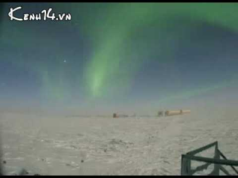 sun in the north pole