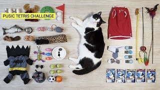 Looking for inspiration ... True Catective -Tetris Challenge. Series 4