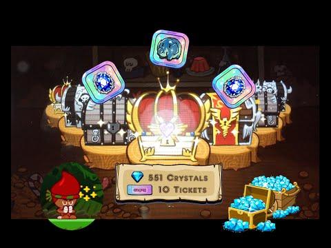 [CookieRunSS4] Treasure S Chance Up | สุ่มสมบัติคุกกี้รัน ล่ากระปุกช้าง (Elephant's Money Box)