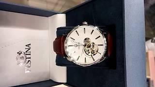 Обзор часов Festina F6846/1 от Watch&Style - Видео от Годинники Стиль