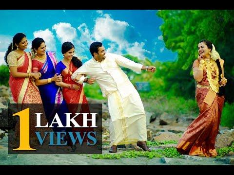 Traditional Hindu Wedding Highlights Nithin Viji Youtube