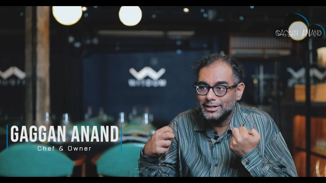 Michelin Chef Gaggan Anand - Fine dining and hi-res audio mixed for the ultimate dinning experience