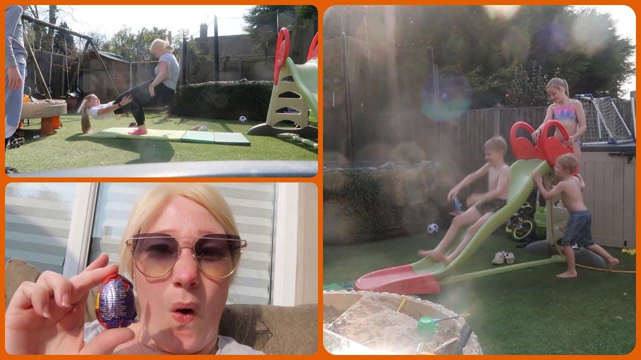 Slip N Slide Fun!! - YouTube