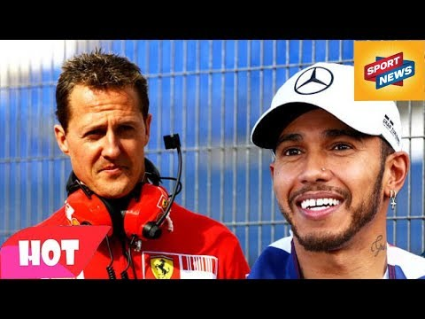 Lewis Hamilton makes Michael Schumacher revelation at BBC Sports Personality of the Year
