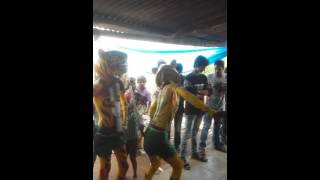 Peddapuli festival in hanumanwada jagtial