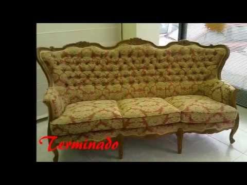 Tapicer a fina tapiceria parussia doovi - Tapizar un sofa de piel ...