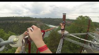 Wildplay Niagara Falls Whrilpool Adventure Course