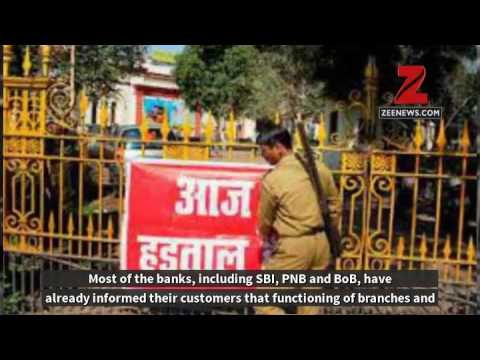 Bank strike likely on Feb 28, may dent services