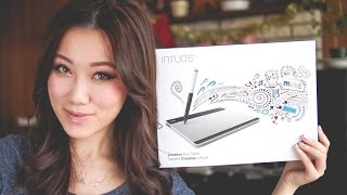 Unboxing: Wacom Intuos Graphic Tablet CTL480