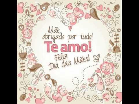 Para minha querida mãe Eliana Feliz Dia das mães Trem Bala - Ana Vilela Versão dia das Mães