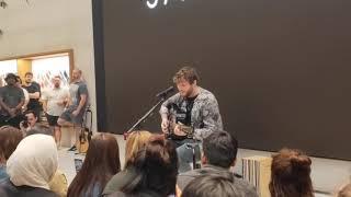 James Arthur - Quite Miss Home (Acoustic live at Apple Singapore)