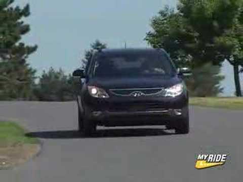 Review: Hyundai Veracruz