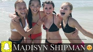 Madisyn Shipman | Beach's Day 🌊🌅🌴