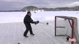 How to Lift the Puck and Improve accuracy