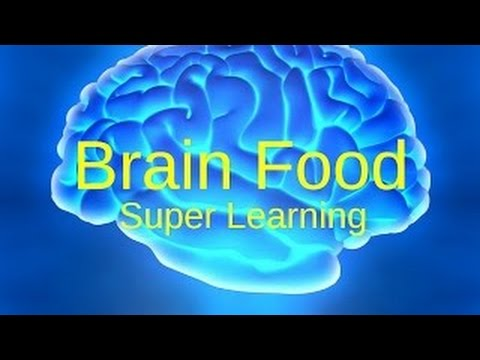 Brain food | Super learning fast skills for memory recall, study exams