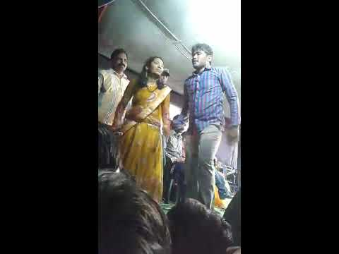 Gangavaram Hot Record Dance | South Indian Stage Performance