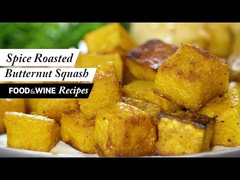 Roasted Butternut Squash | Food & Wine Recipes