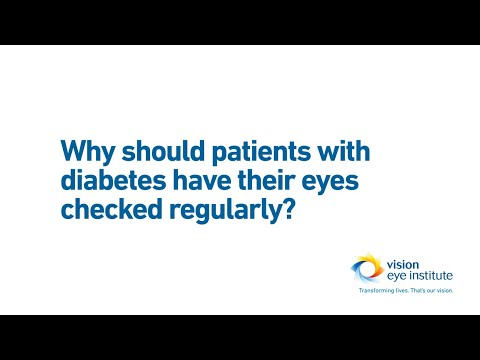 efc0d9f19b9 Why should patients with diabetes have their eyes checked regularly ...