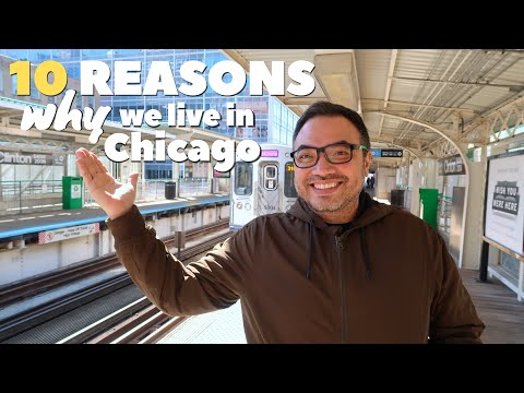 Why Do We Live In CHICAGO?