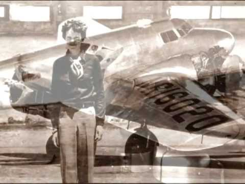 The Last 90 Days of Amelia Earhart -- Part 1 -- The Flight