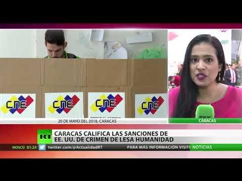 Venezuela expulsa a dos diplomáticos de alto rango de EE.UU.