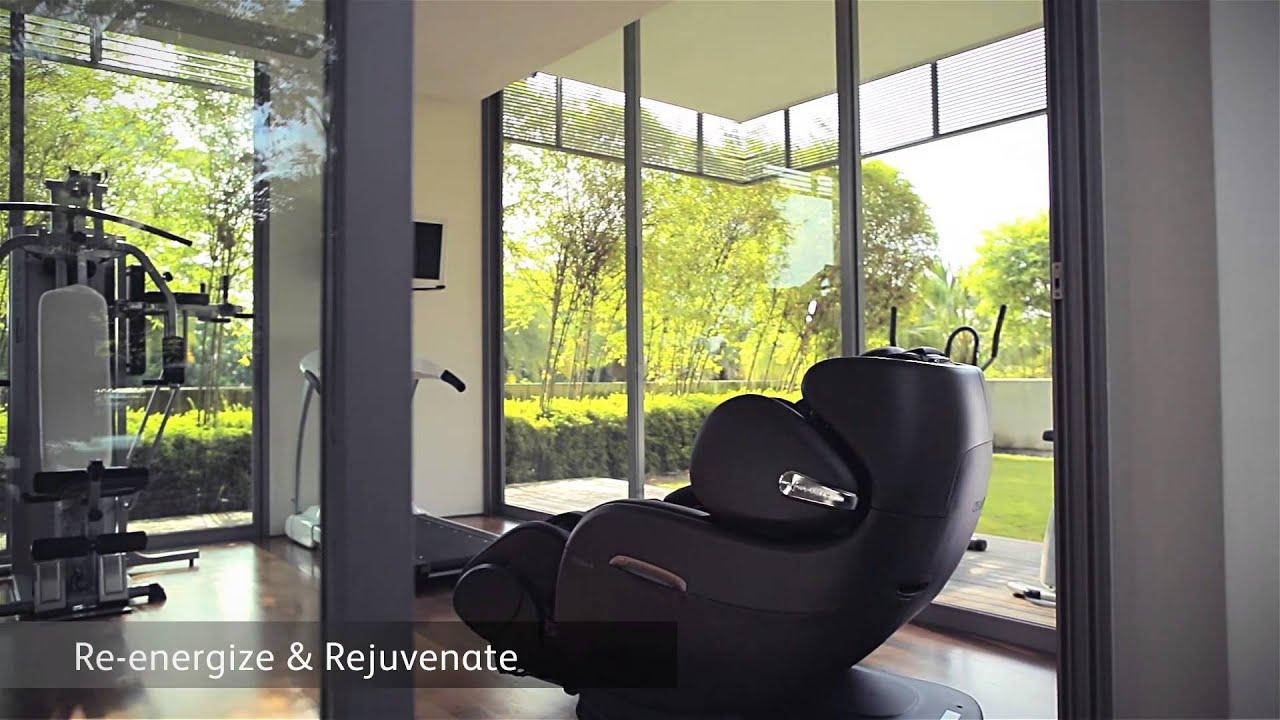 OSIM uInfinity Massage Chair YouTube