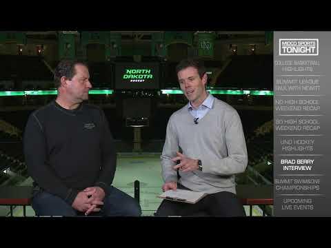 Midco Sports Tonight - UND Hockey Coach Talk 2/19/18