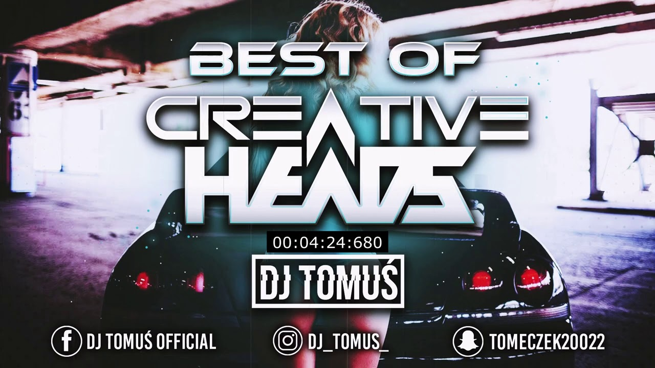 ❌? THE BEST OF ?❌ CREATIVE HEADS ??? PROMO MIX ✈ ||★ 2021  @DJ TomUś Official