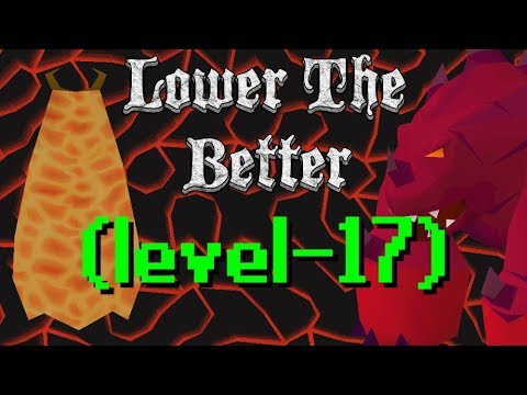 The Lowest Level Fire Cape - Lower The Better #14